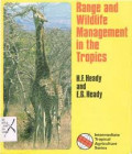 Range and Wildlife Management in the Tropics