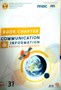 Book Chapter Communication & Information Beyond Boundaries