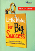 Little Notes for Big Success