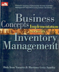 Business concepts implementation series in inventory management